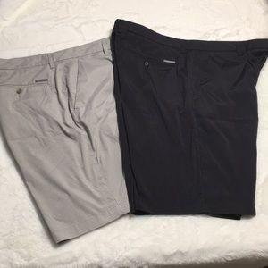 Ashworth golf shorts size 38W lot